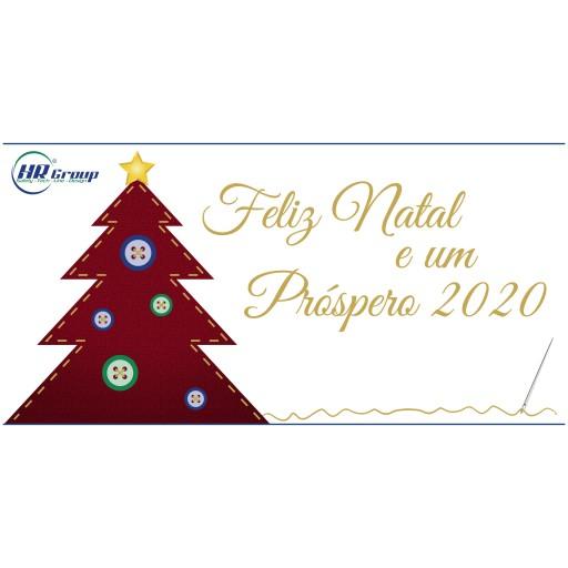 Feliz Natal e um Próspero 2020