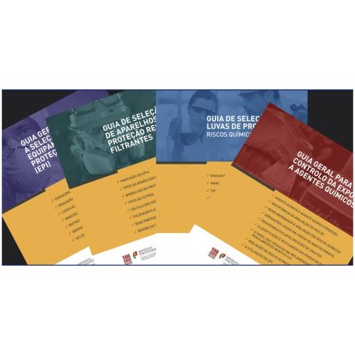 Guias de Apoio à Selecção de Equipamentos de Protecção Individual (EPI)