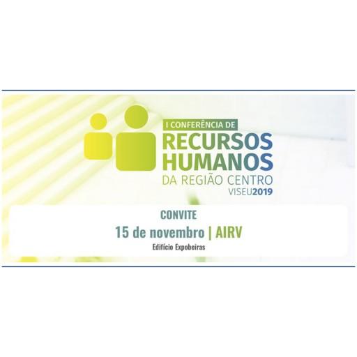 I Conferência de Recursos Humanos da Região Centro