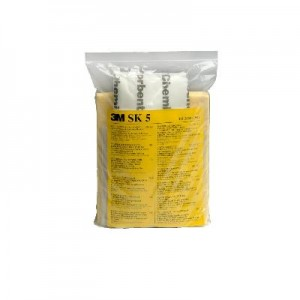 ABORVENTE QUIM. 5 KIT EMERGENC P/LABORATORIO SK5