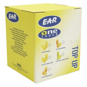 RECARGA EAR SOFT  36dB P/GARRAFA *