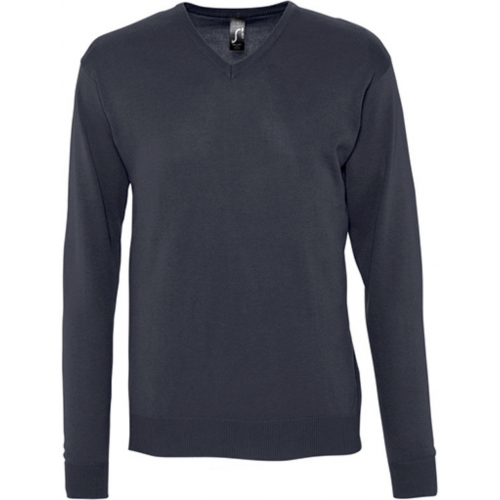 PULLOVER SRA M/COMP DEC. V GALAXY WOMEN AZUL ESC