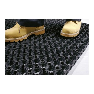 TAPETE BORRACHA NATURAL RINGMAT 1X1.5M F121