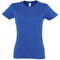 T-SHIRT SRA M/MANGA IMPERIAL WOMEN AZUL REAL