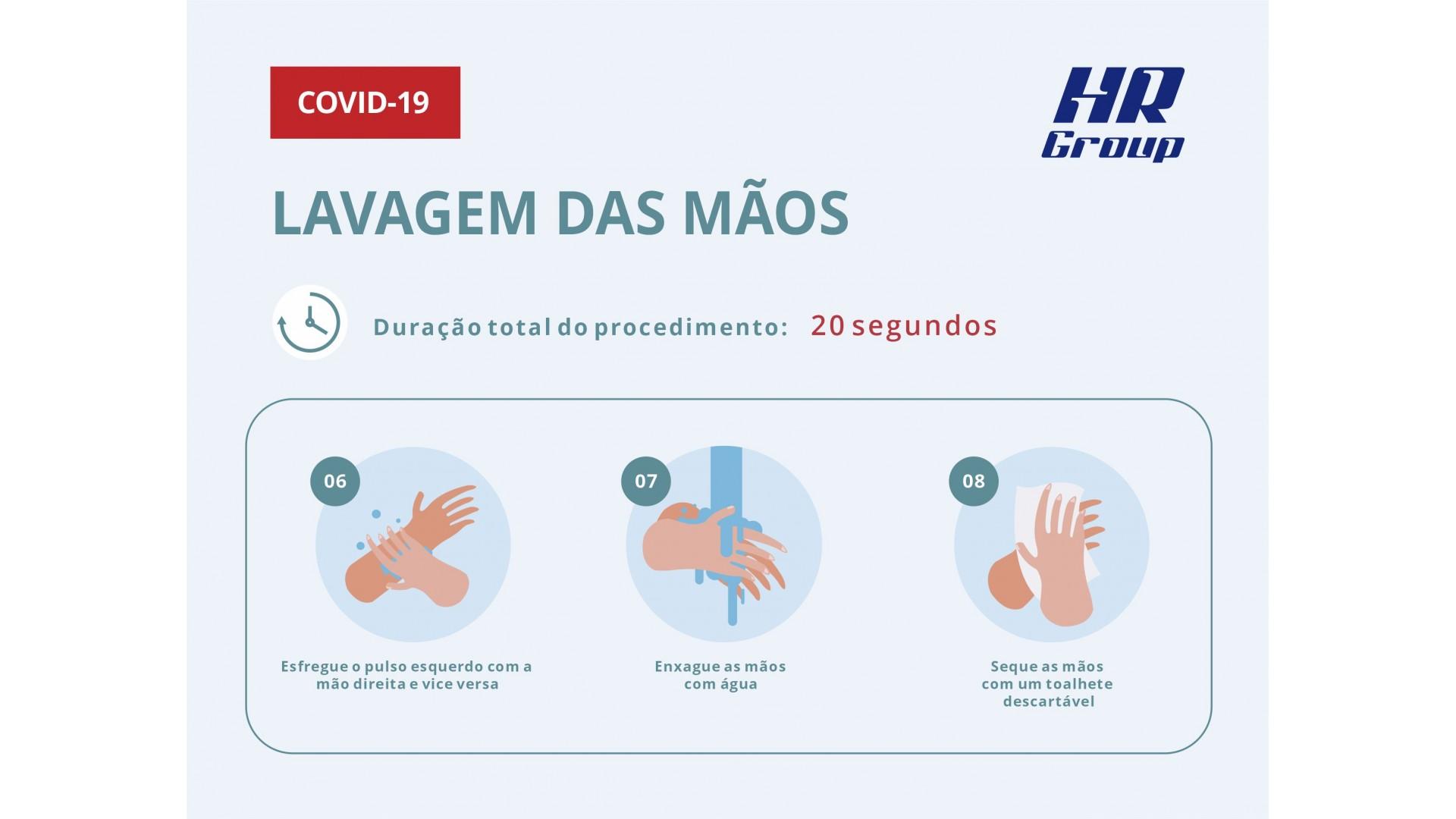 Dia Mundial da Higiene das Mãos