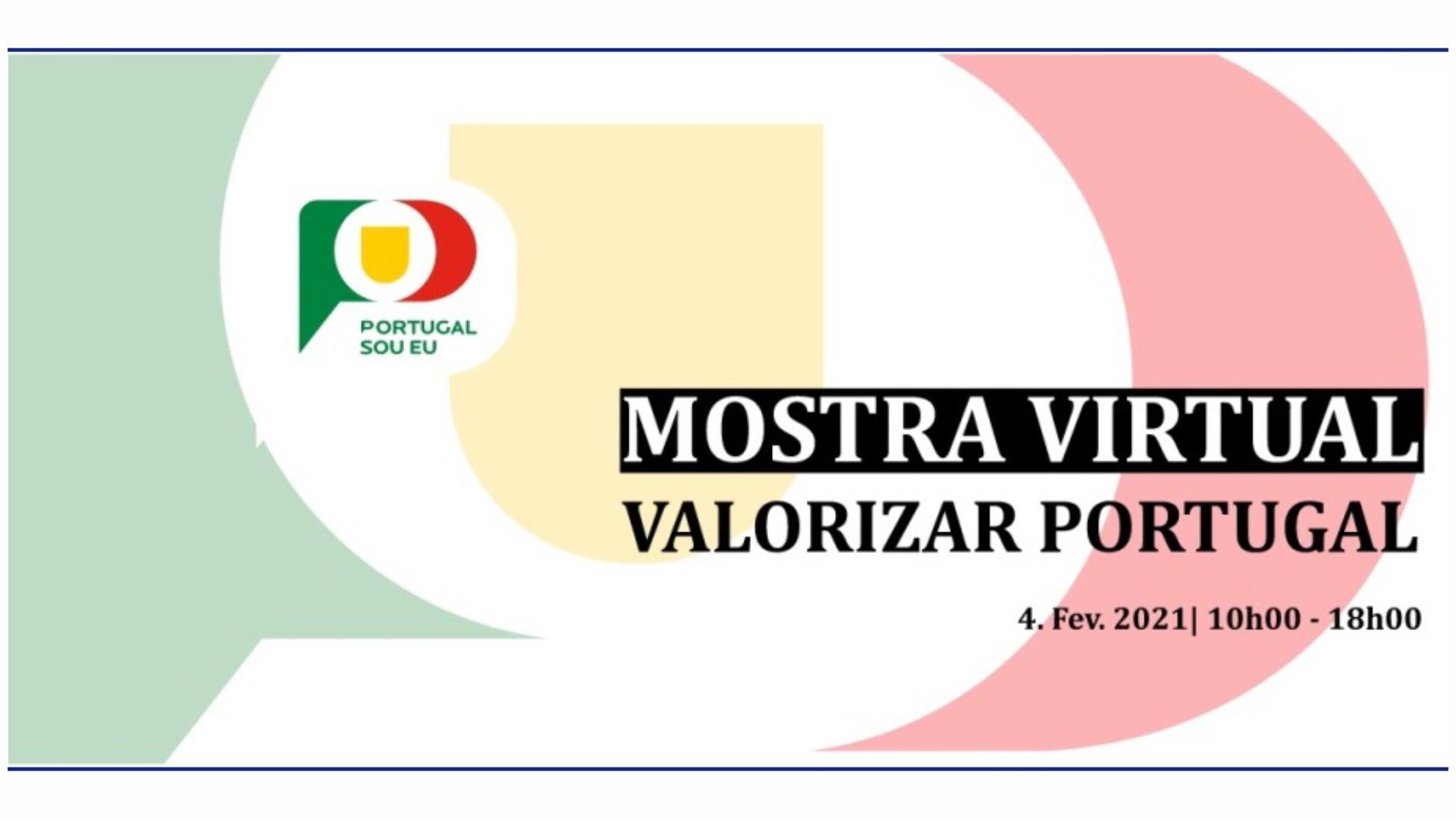 1ª Mostra Virtual – Portugal Sou Eu