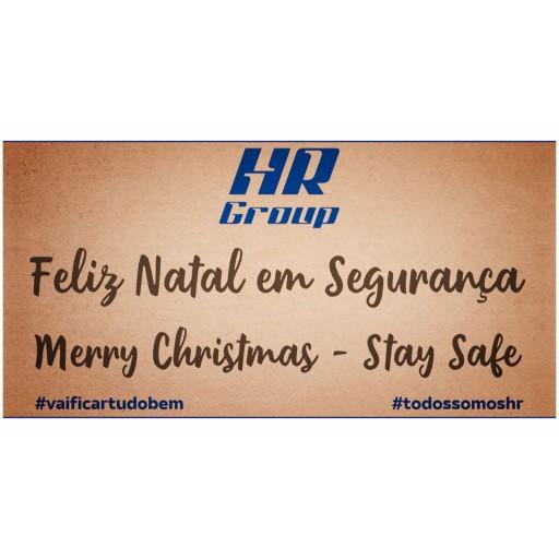 Feliz Natal em Segurança