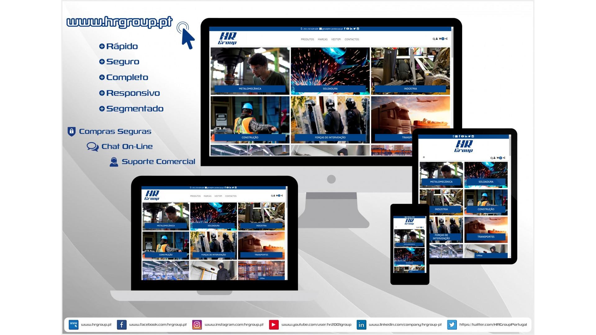 Novo Site HR Group
